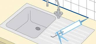 How To Fit A Kitchen Sink And Taps Wickescouk - Fitting kitchen sink