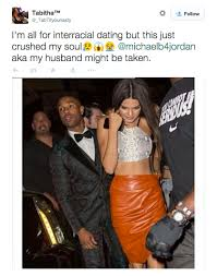 Interracial Dating Meme - is michael b jordan dating kendall jenner screen shot 2015 05