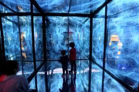 infinity cube birch aquarium at scripps