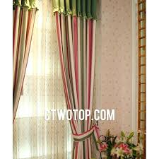 Green Striped Curtains Grey Striped Curtains Blended Woven Stripe Eyelet Curtains