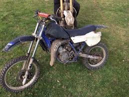yamaha yz 80 1989 ptx or swap welcome in houghton le spring