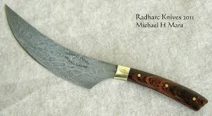unique kitchen knives custom handmade knives the chef s knife