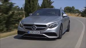 mercedes s68 amg mercedes 2015 s 63 amg coupé road and interior trailer