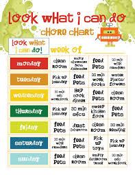 preschool boy chore chart template jpg 1236 1600 chore and