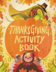 thanksgiving activity book by karl jones penguinrandomhouse