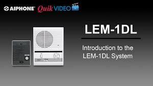 lem 1dl introduction youtube