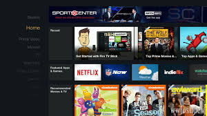 amazon fire tv stick first setup and walkthrough youtube