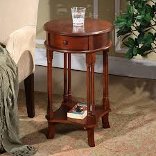 shop all things cedar cherry birch end table at lowes com