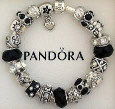 bracelet charm pandora images Classic white top seller authentic pandora or love european jpg