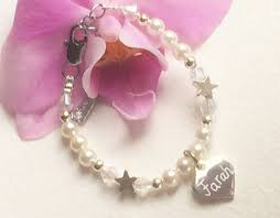 infant name bracelet me silver crown charm bracelet kaya jewellery uk