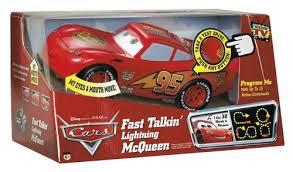 amazon fast talkin u0027 lightning mcqueen disney cars toys u0026 games