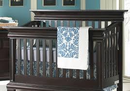 Converter Crib Majestic Size Conversion Kit Bed Rails In Espresso By Munire