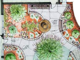 Layout Of House by Front Of House Flower Garden Design Ideas Home Decorating Garden