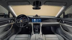 Porsche Panamera Top Speed - porsche updates the panamera fit my car journal