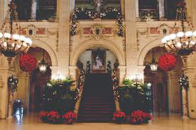 decorating historic homes historic homes for the holidays the breakers newport newport