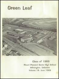 mount pleasant high in wilmington explore 1969 mt pleasant high yearbook wilmington de