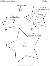 ornament patterns printable 1d5dfce5e0ea11eff6f2149623f4d119 felt