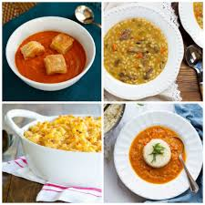 cold weather comfort food recipes