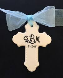 personalized crosses baptism gift christening easter or baby shower gift