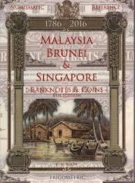 Boon Bookshelf Malaysia Brunei U0026 Singapore Banknotes U0026 Coins 1786 2014 Kn
