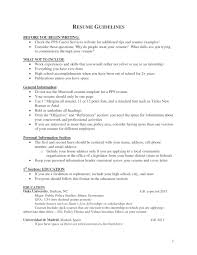 Resume Qualities by Best Resume Qualities Cover Letter Examples In Word