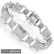 bracelet diamond men images Buy men 39 s bracelets online at our best men 39 s jpg