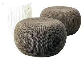 knitted pouf ottoman target pouf ottoman target phpilates com