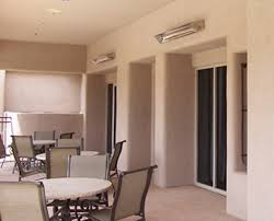 Overhead Gas Patio Heaters Outdoor Patio Heaters In Electric Infrared Natural Gas And Propane
