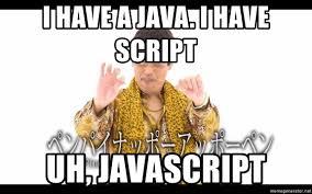 Meme Generator Javascript - i have a java i have script uh javascript pen pineapple apple