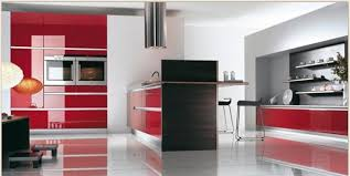 Modern Kitchen Furniture Ideas 22 Ideas To Create Stunning Red And White Kitchen Design