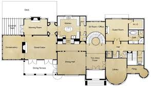 chateau floor plans estates at valhalla meillant