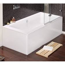 28 square bath shower the modern bathroom that is too small square bath shower baths 187 acrylic double ended merganser square bath with cast acrylic