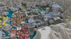 Stormwind Map Image Gallery Minecraft Stormwind