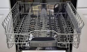 Kitchenaid Dishwasher Utensil Holder Bosch 500 Series Dishwasher Review Reviewed Com Dishwashers