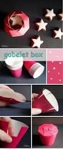 Blank Boxes To Decorate How To Make A Goblet Gift Box With Paper Cup Box Gift And Cups
