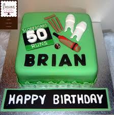 cricket theme birthday cakes cupcakes 2 cricket cake