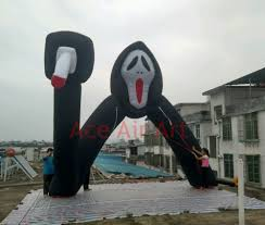 halloween inflatable online buy wholesale halloween inflatable arch from china