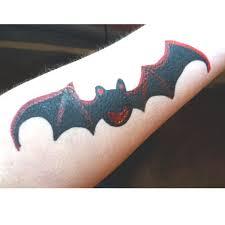 how to paint a halloween bat u2013 facepaint com