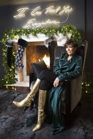 see kris jenner u0027s home decked out for christmas photos