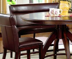 counter height dining table with bench hillsdale nottingham curved counter height dining bench 4077 820