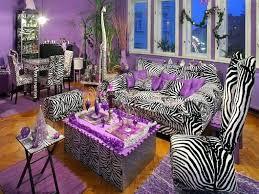 Zebra Room Decor Print Living Accessories – plosweakte