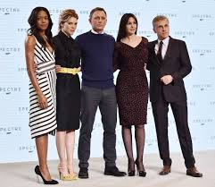 james bond film when is it out new james bond title and cast revealed time
