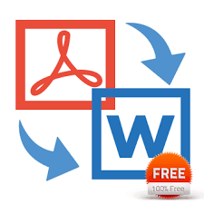 Convert Pdf To Word Pdf To Word Free 100 Free Pdf To Word Converter Software To