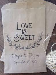 wedding favor bags candy buffet bags candy bar bags favor bags