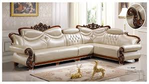 Modern Corner Sofa Bed American Leather L Shape Corner Sofa Set Aliexpress