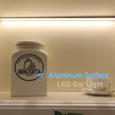 bande led cuisine en aluminium bande led vitrine bar lumière pour placard armoire led