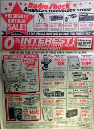 everything from this 1991 radio shack ad you can now do with your