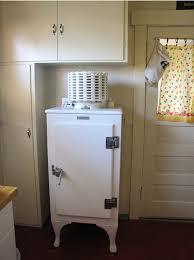 appliance 1930s kitchen appliances refrigerators through the