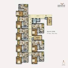 floor plans homes serene urbana retirement apartments in bangalore