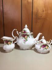roses tea set royal albert new country roses teapot ebay